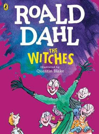 The Witches (Colour Edition) - Roald Dahl