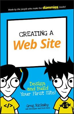 Creating a Web Site - Greg Rickaby