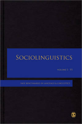 Sociolinguistics - Monica Heller