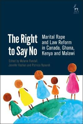 The Right to Say No - Melanie Randall