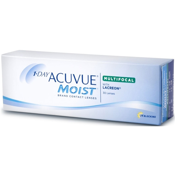 1-Day Acuvue Moist Multifocal 30p - Johnson & Johnson