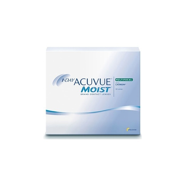 1-Day Acuvue Moist Multifocal 90p - Johnson & Johnson