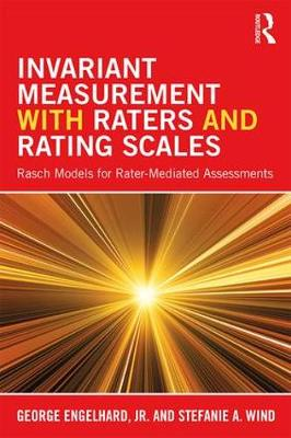 Invariant Measurement with Raters and Rating Scales - George Engelhard