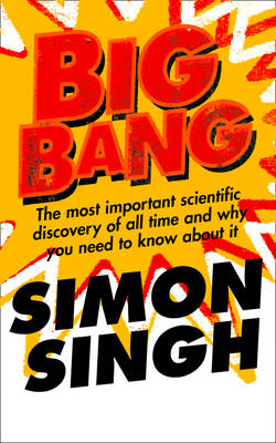Big Bang - Dr. Simon Singh