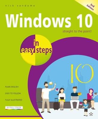 Windows 10 in easy steps, 3rd Edition - Nick Vandome