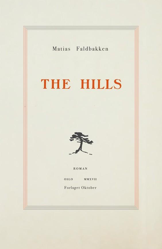 The Hills PDF ePub