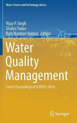 Water Quality Management - Vijay P. Singh