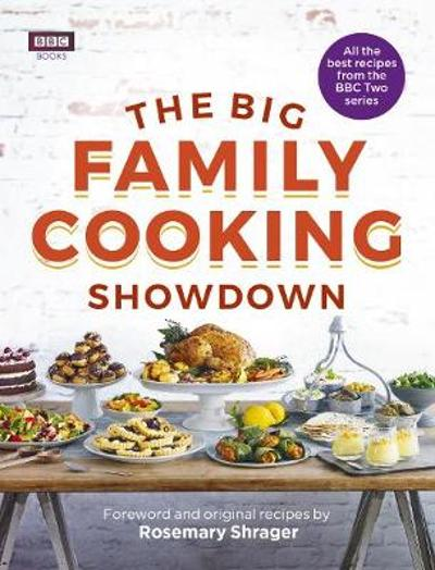 The Big Family Cooking Showdown - BBC Books