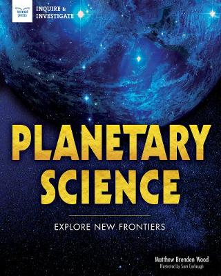 Planetary Science - Matthew Brenden Wood