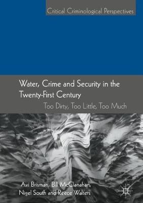 Water, Crime and Security in the Twenty-First Century - Avi Brisman