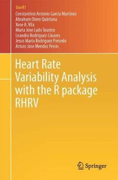 Heart Rate Variability Analysis with the R package RHRV - Constantino Antonio Garcia Martinez