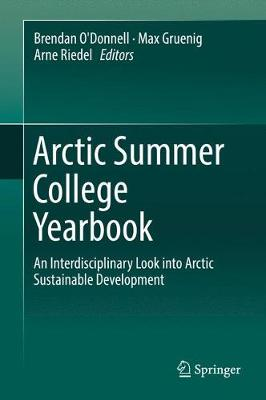 Arctic Summer College Yearbook - Max Gruenig