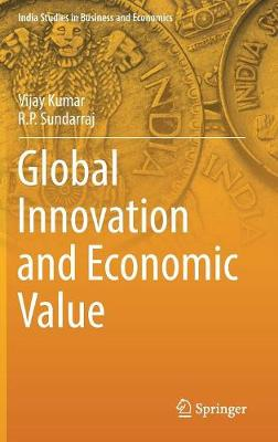 Global Innovation and Economic Value - Vijay Kumar