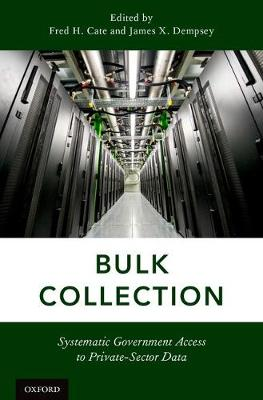 Bulk Collection - Fred H. Cate