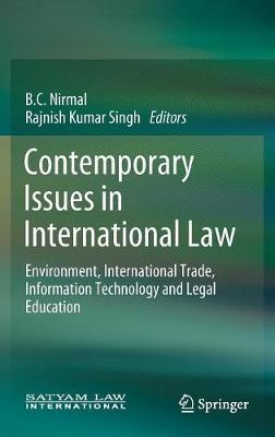 Contemporary Issues in International Law - B.C. Nirmal