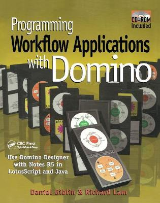 Programming Workflow Applications with Domino - Daniel T. Giblin