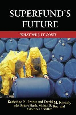 Superfund's Future - Katherine Probst