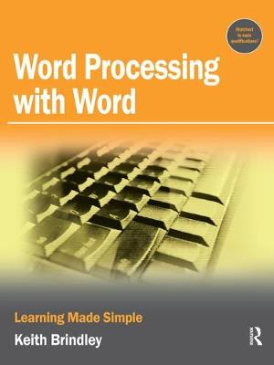 Word Processing with Word - Keith Brindley