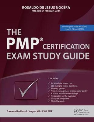 The PMP (R) Certification Exam Study Guide - Rosaldo de Jesus Nocera