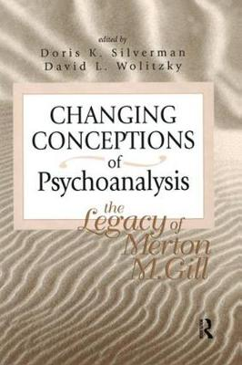 Changing Conceptions of Psychoanalysis - Doris K. Silverman
