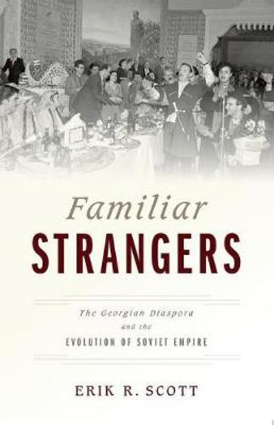 Familiar Strangers - Erik R. Scott