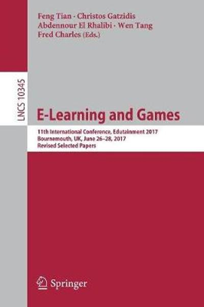 E-Learning and Games - Feng Tian