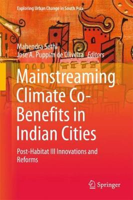 Mainstreaming Climate Co-Benefits in Indian Cities - Mahendra Sethi