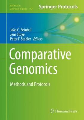 Comparative Genomics - Joao Carlos Setubal