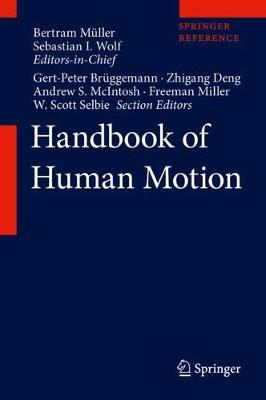 Handbook of Human Motion - Bertram Muller