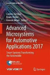 Advanced Microsystems for Automotive Applications 2017 - Carolin Zachaus Beate Muller Gereon Meyer