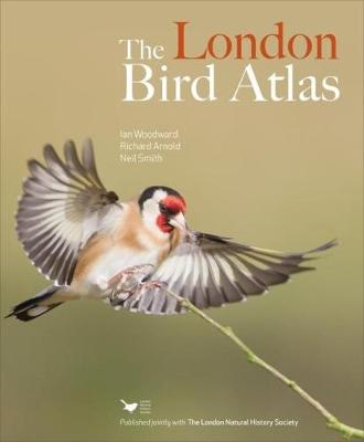 The London Bird Atlas - Ian Woodward