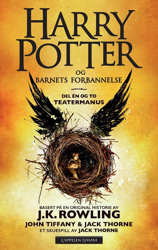 Harry Potter og barnets forbannelse - Jack Thorne