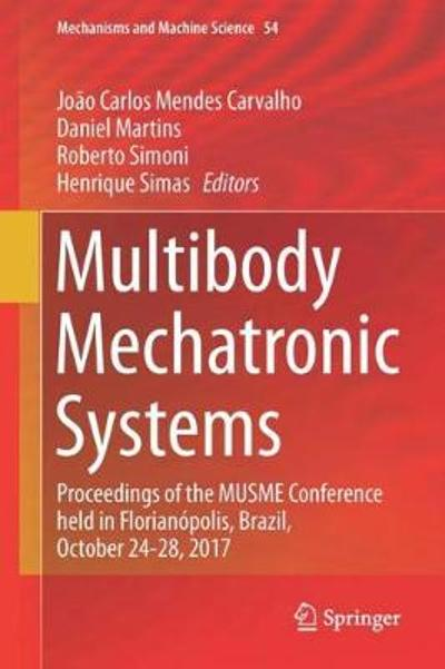 Multibody Mechatronic Systems - Joao Carlos Mendes Carvalho