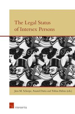 The Legal Status of Intersex Persons - Jens M. Scherpe
