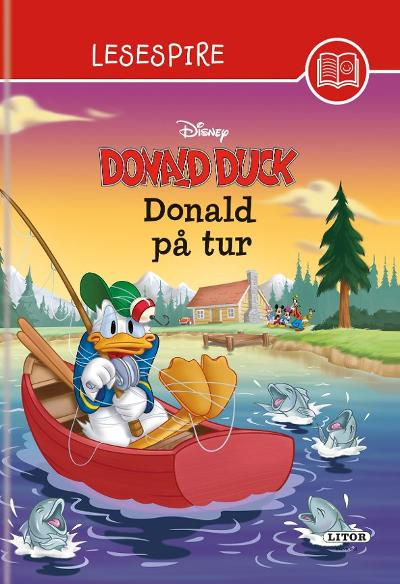 Donald Duck - Kate Ritchey