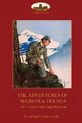 The Adventures of Sherlock Holmes - Sir Arthur Conan Doyle Sidney Paget