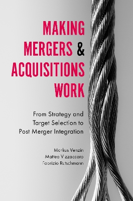 Making Mergers and Acquisitions Work - Matteo Vizzaccaro