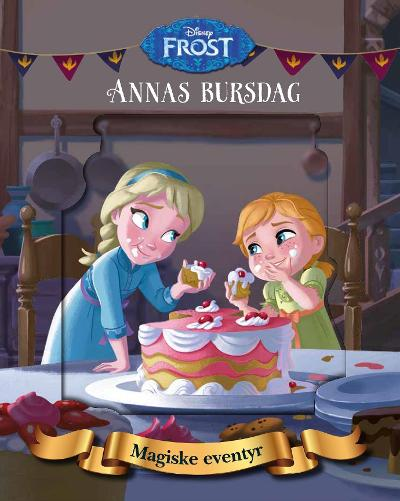 Annas bursdag - Disney Enterprises