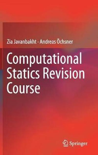 Computational Statics Revision Course - Zia Javanbakht