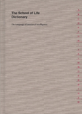 The School of Life Dictionary - The School of Life