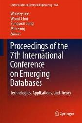 Proceedings of the 7th International Conference on Emerging Databases - Wookey Lee Wonik Choi Sungwon Jung Min Song