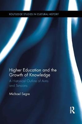 Higher Education and the Growth of Knowledge - Michael Segre