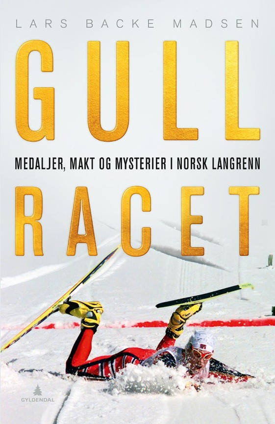 Gullracet - Lars Backe Madsen