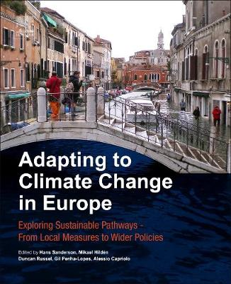 Adapting to Climate Change in Europe - Hans Sanderson