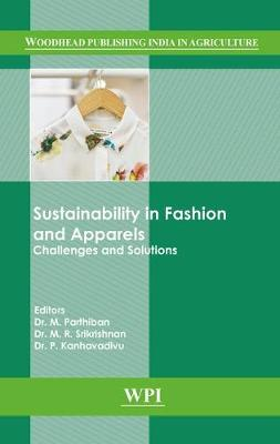 Sustainability in Fashion and Apparels - M. Parthiban