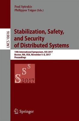 Stabilization, Safety, and Security of Distributed Systems - Paul Spirakis