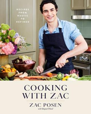 Cooking with Zac - Zac Posen