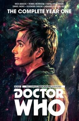 Doctor Who: The Tenth Doctor Complete Year One - Nick Abadzis