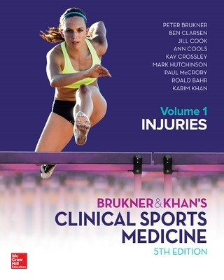 BRUKNER & KHANS CLINICAL SPORTS MEDICINE INJURIES  VOL 1 - Peter Brukner