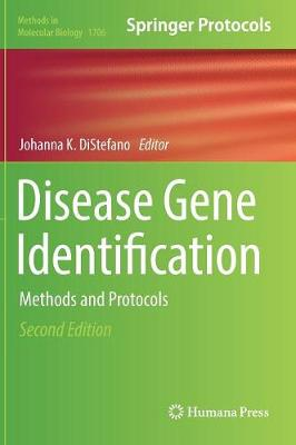 Disease Gene Identification - Johanna K. DiStefano